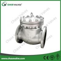 Best 6 inch check valve 6 Inch Bolted Bonnet Swing Check Valve wholesale