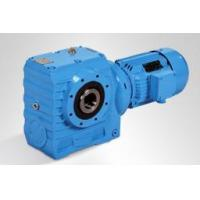Buy cheap S Helical-Worm Gearmotor from wholesalers