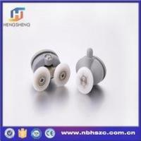 China Low-noise plastic roller for shower on sale