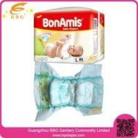 Best Super dry diaper in bulk manufactures baby diaposable diaper in Guangzhou wholesale