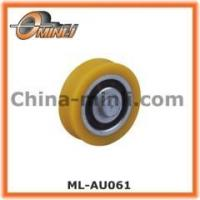 China Solid Axle Bearing Coated with Nylon on sale