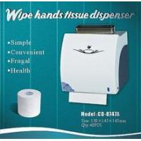China Unique Design Classical Porcelain Toilet Mini Roll Paper Towel Dispenser CD-8747A on sale
