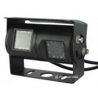 Best DUAL TWIN DOUBLE LENS REAR VIEW BACKUP CAMERA - Color CCD Night Vision Wide Angle wholesale