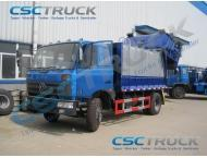 Best Rear Loading & Compacting Garbage Compactor wholesale