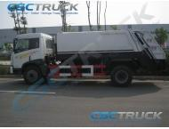 Best Top Quality Small Garbage Truck For Sale wholesale