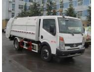 Best Electric Compression Refuse Truck wholesale
