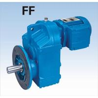 Best parallel shaft-helical geared motor FF series wholesale