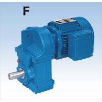 Best parallel shaft-helical geared motor F series wholesale