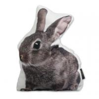 Best Grey sitting Rabbit door stop SH08-151001190 wholesale