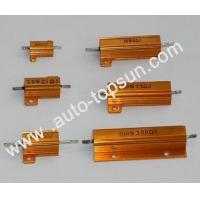 Buy cheap resistor for HID/LED from wholesalers