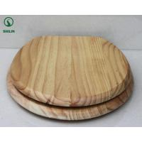 China wooden toilet seat covers on sale