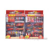 Best CHENGHAI FEI SU ALLOY TOYS FACTORY Alloy fire combo JP3105 wholesale