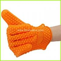 Multi-fuction Kitchen Silicone Glove Oven Mitts FYD-4707