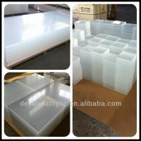 Best Clear ACRYLIC SHEETS  Clear  Acrylic Sheets from DEYUAN ACRYLIC wholesale