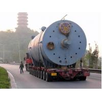 China High pressure steam drum phi 4000 x 29000 mm 120 t on sale