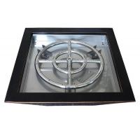 Buy cheap Square Majestic Fire Bowls, Stainless Finish from wholesalers