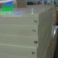Buy cheap ABS Plastic Sheet Machinable ABS plastic sheet from wholesalers