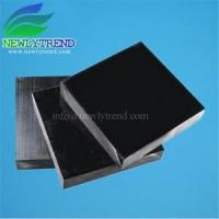 China PC and PVC Sheets Black Color Polycarbonate Sheet on sale