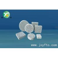 China Ceramic Honeycomb Name:Alumina Foam Filter on sale