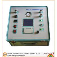 China Switch Tester SF6 Gas Density Relay Verification Test on sale