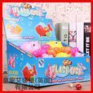 Best Display box series candy toys Ring big lobster wholesale