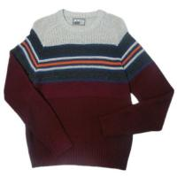 China Men's fashion sweater for winter on sale