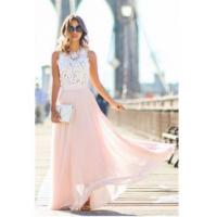 Best 2016 Lace and Locks Pink Cheap Maxi Skirt Lace Summer Evening Party Dresses CE0062Item Code: BA2610 wholesale