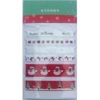 Best Ribbons R008Collected ribbon designs for Christmas decorating wholesale