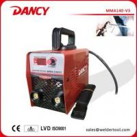 Best Welding machine family or small repair shop use MMA140 pocket size IGBT welder wholesale