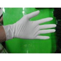 Best Disposable hygienic products 50pcs Medical Exam Latex Powder Free Gloves wholesale
