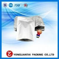Cheap Zipper bag Wholesale Laminated Material00% PE Wholesale customized logo print- stand up bag for sale