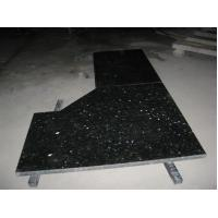 Kitchen Tops Product Black galaxy countertop