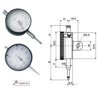 Best Variation Dial Indicators , Series:DI12 wholesale