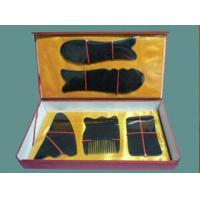 China ox horn scrapping board gift pack on sale