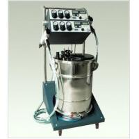 Manual electrostatic powder spraying equipment