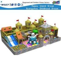 China Amusement Naughty Castle Indoor Playground (831-1-wi) on sale