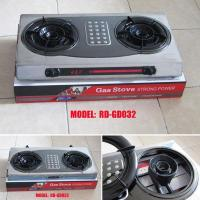 Best Good Quality Double Burner Gas Oven (RD-GD032) 120 double burner wholesale