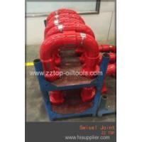 2 x 15000 psi swivel joint pipe fitting