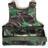 Buy cheap soft jungle camouflage body armour from wholesalers