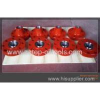 Buy cheap API Wellhead Weld neck flange from wholesalers