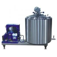 Buy cheap Vertical type driect milk cooling tank product