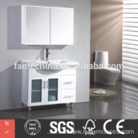 Best glass bathroom vanity modern green glass bathroom vanity wholesale