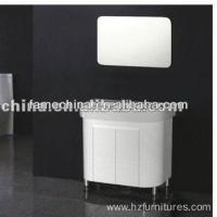 Buy cheap bathroom cabinet storage stainless steel from wholesalers