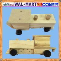 Best Kids Wooden Toy Train Engine wholesale
