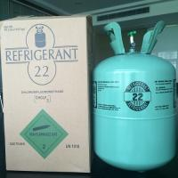 China Refrigerant R22 In 13.6kg Disposable Cylinder For Air Conditioner on sale