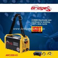 China newly style portable arc 200 inverter welder on sale