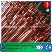 China Earth Rod Copper Clad Ground Rod on sale