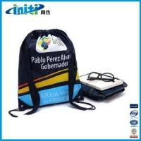 China supplier wholesale shoe drawstring bag for storage on sale