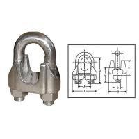 Best G450 US Type Malleable Wire Rope Clips wholesale