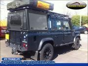 China Land Rover Defender 110 - Bushtech - Canopy Top on sale